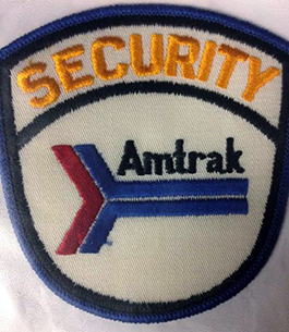 Amtrak security patch