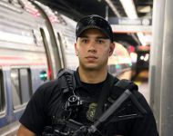SOU Officer at New York Penn Station